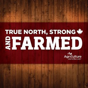 True North, Strong and Farmed